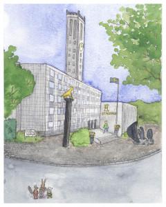 Bild till avsnitt 5 - Klockspelet i Västerås med passpatout