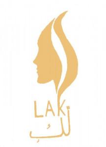 Laki - logga